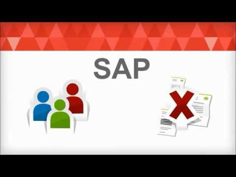 The easiest way to generate documents from SAP