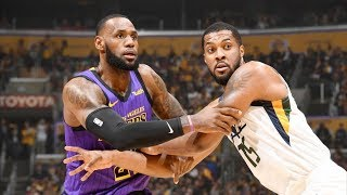 Lakers Win 9 of Last 11! Ingram Mean Slams! 2018-19 NBA Season