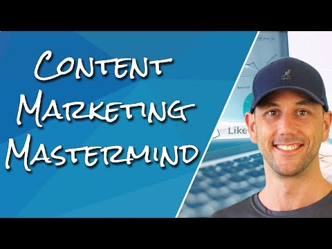 Content Marketing Mastermind - Going Beyond Your 90 Day Challenge To Dominate With SEO