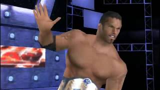 Umaga vs Batista    SVR 2008 Android Gameplay #13    by king of Android games   