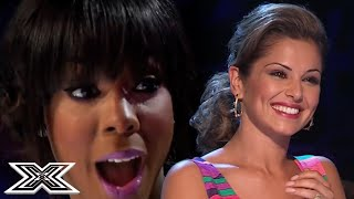 HYPNOTIC X Factor Auditions You MUST WATCH!   X Factor Global