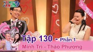 Xúc động với chuyện tình của đôi vợ chồng đặc biệt | Thảo Phương - Minh Trí | VCS 130 | 31/01/2016