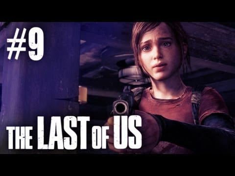 The Last Of Us Gameplay - Part 9 - Scariest Part! - Smashpipe Games