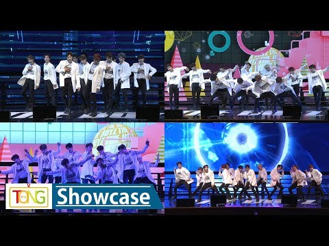 THE BOYZ(더보이즈) 'Right Here' & 'L.O.U' Showcase Stage (THE SPHERE)