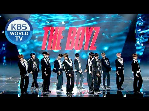 THE BOYZ(더보이즈) - INTNo, Air [2018 KBS Song Festival / 2018.12.28]