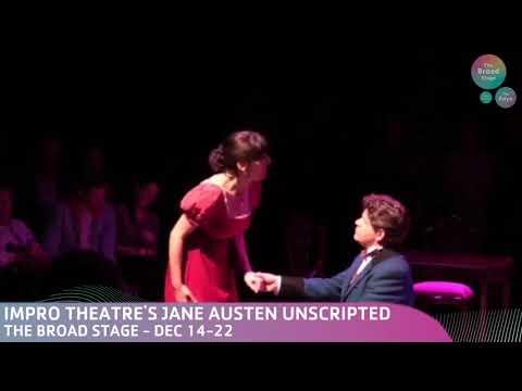Impro Theatre's Jane Austen UnScripted