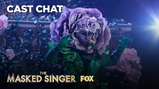 The Flower Is Unmasked: It's Patti LaBelle! | Season 2 Ep. 8 | THE MASKED SINGER