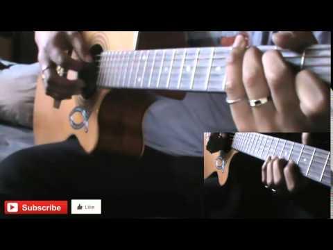 Gracias - Marcos Witt Version Guitarra Acustia Cover / Musica Cristiana