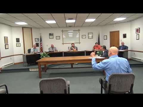 Rouses Point Village Board Meeting  8-1-21