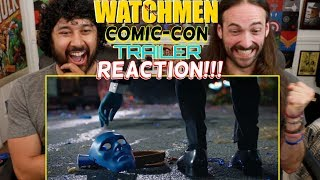 WATCHMEN | Comic-Con TRAILER - REACTION!!!