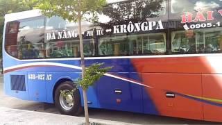 Xe Khách Mới - Giường Nằm Cao Cấp Thaco Mobihome (Bus Mobihome)