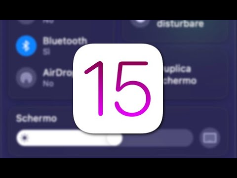 iOS 15: ANTEPRIMA del CAMBIO DESIGN