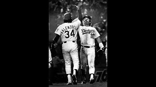 1981 World Series Game 3  Yankees @ Dodgers