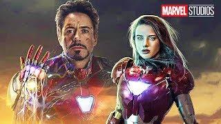 Avengers Endgame Deleted Scene - Iron Man Alternate Ending Scene Breakdown
