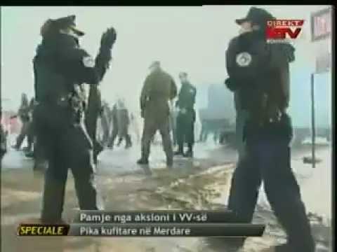 002 DEMOSTRATAT NGA LEVISJA VETEVENDOSJE - 14.01.2012 - www.Zemra.de