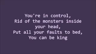 you can be king again- lyrics video