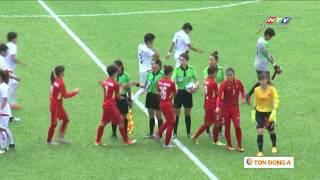 SEA GAMES 29: BÓNG ĐÁ NAM Việt Nam - Myanmar 20/08/2017 HTV SPORTS