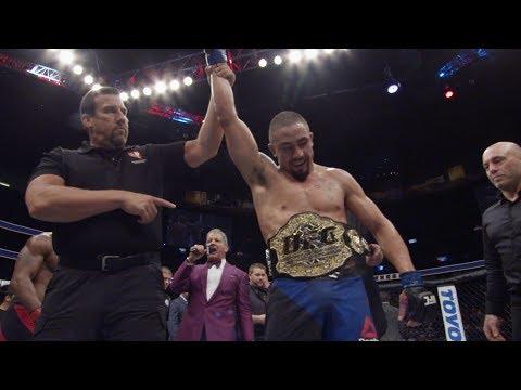 Zobacz emocje za kulisami UFC 213