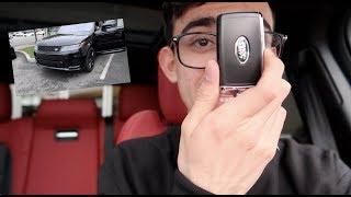 Vlog 26: My New 2018 Range Rover Sport!