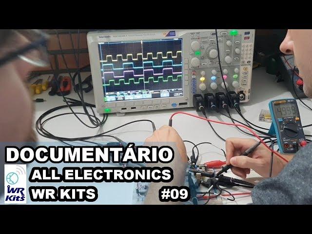 ENGENHEIROS ELETRÔNICOS TRABALHANDO (p3) | Doc AllWR #09