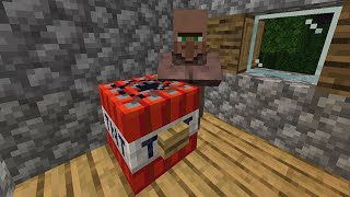 Minecraft Speedrunners be like...