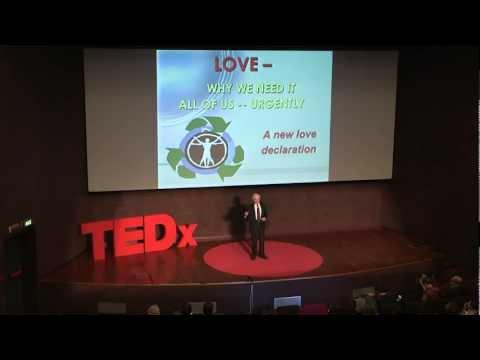 Pengisytiharan Cinta Baru: Ervin Laszlo di TEDxNavigli
