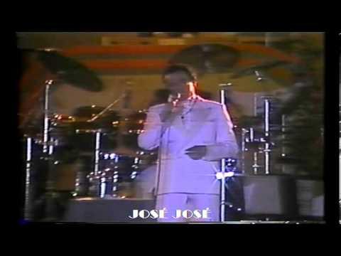 Jose Jose-En Puerto Rico-1985-En Vivo