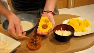 RECETA  TRADICIONAL de los arancini de sicilia GBonGourmet   TU COCINERO ITALIANO