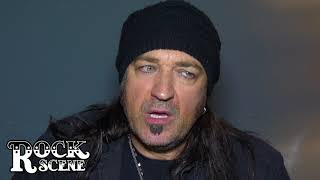 Michael Sweet of Stryper current events