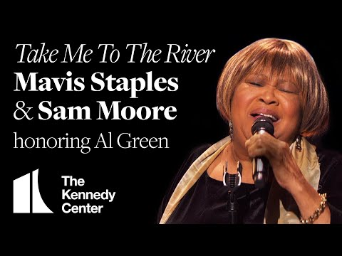 Mavis Staples and Sam Moore - Take Me To the River (Al Green Tribute) - 2014 Kennedy Center Honors