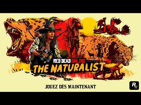 Red Dead Online: la Naturaliste