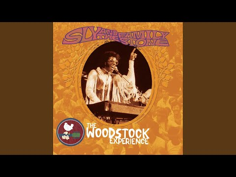 Everyday People (Live at The Woodstock Music & Art Fair, August 16, 1969)