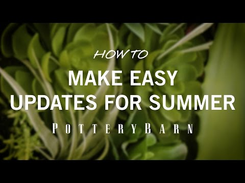 How to Make Easy Updates for Summer