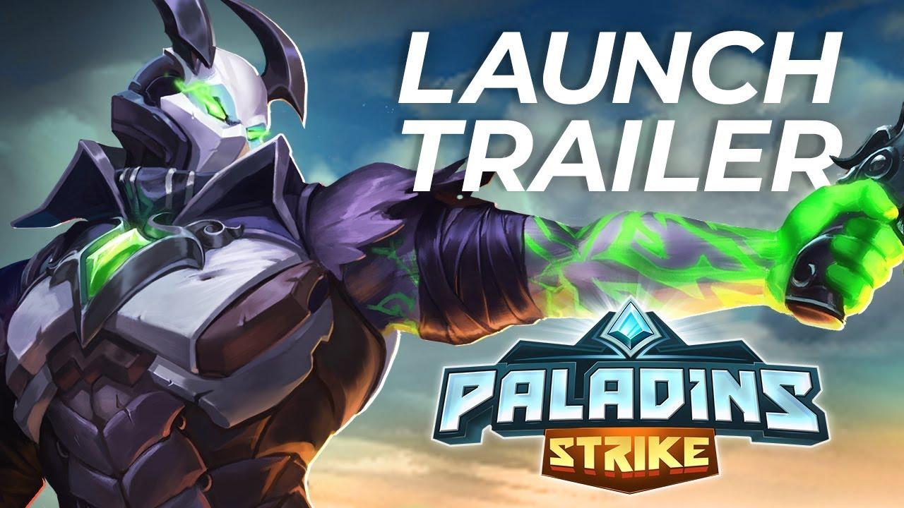 Играй Paladins Strike На ПК 2