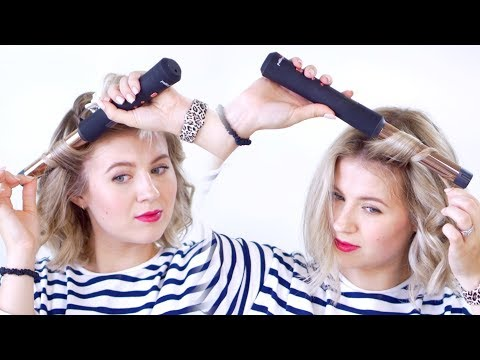 The Best CORDLESS Curling Wand!!! ??