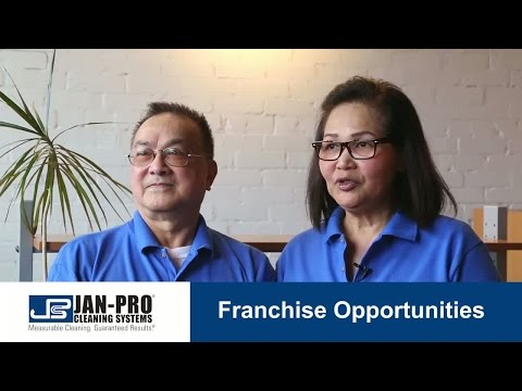 Jan Pro Franchise Owners Talks The Benefits of Jan Pro