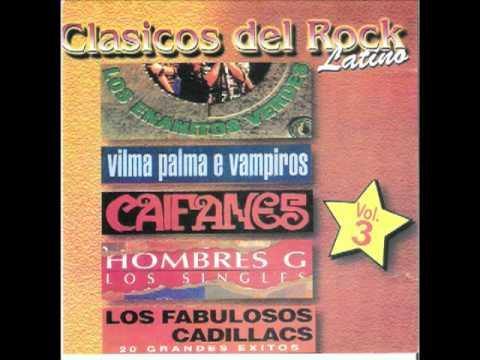 Rock En Espanol Mix, clasicos que nunca pasan de moda.