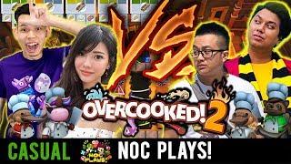 NOC Plays Overcooked 2! (Versus Mode)