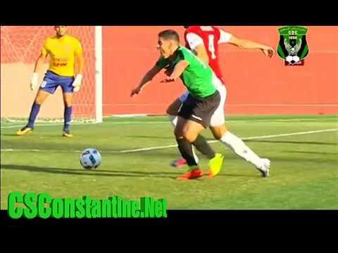 CRB 0 - CSC 0 : Le penalty raté par Abid