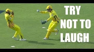 Most Funny Moment In IPL 2019 _cricket funny video