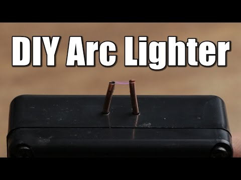 DIY Arc Lighter