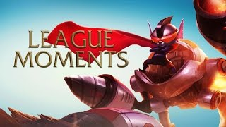 League of Legends Epic Moments - Unstoppable, Barrel Bomb, Power Smite