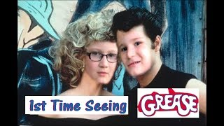 MOVIES IN THE PARK! (Kids React To Seeing Grease!)