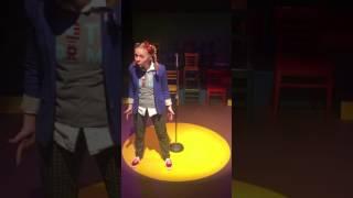 Logainne Schwartzandgrubenierre Speech - Katie McCaffrey
