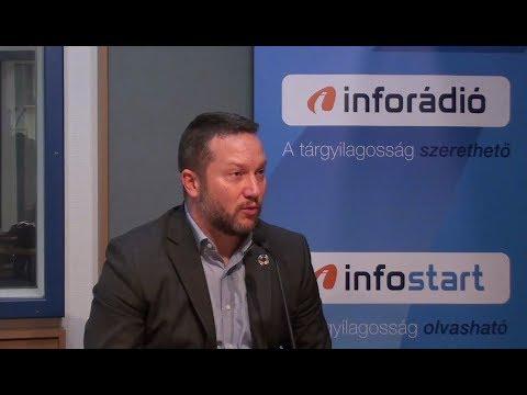 InfoRádió - Aréna - Ujhelyi István - 1. rész - 2020.01.09.