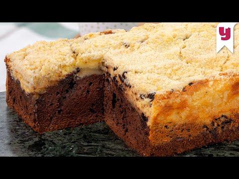 Coffee Cake - Kahvenizin Yanına Yapabileceğiniz Şiir Gibi Bir Eşlikçi: Labneli Kakaolu Kek Tarifi