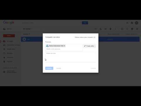 Establecer fecha de expiracion de comparticion en Google Drive