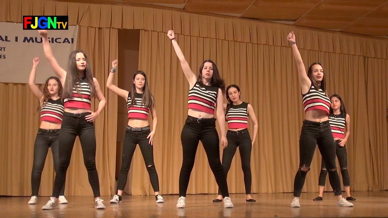 13. Lo malo - Bailes Educacion Fisica 2018 IES Nules