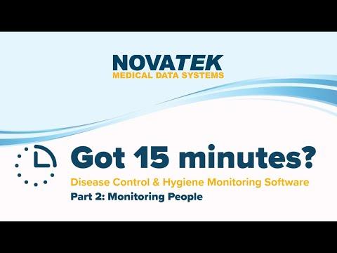 Novatek Disease Control & Hygiene Monitoring Software