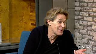 'At Eternity's Gate' star Willem Dafoe on channeling Vincent van Gogh
